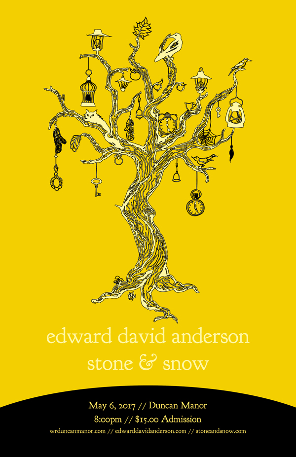 Edward David Anderson and Stone & Snow
