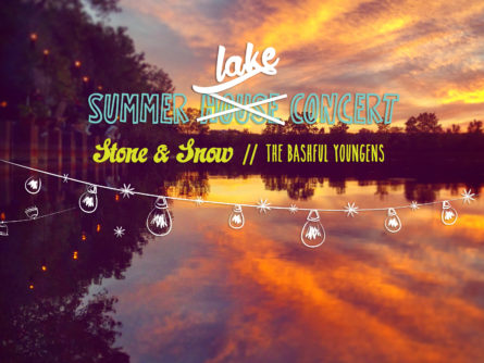 Summer Lake Concert Aug 19th!
