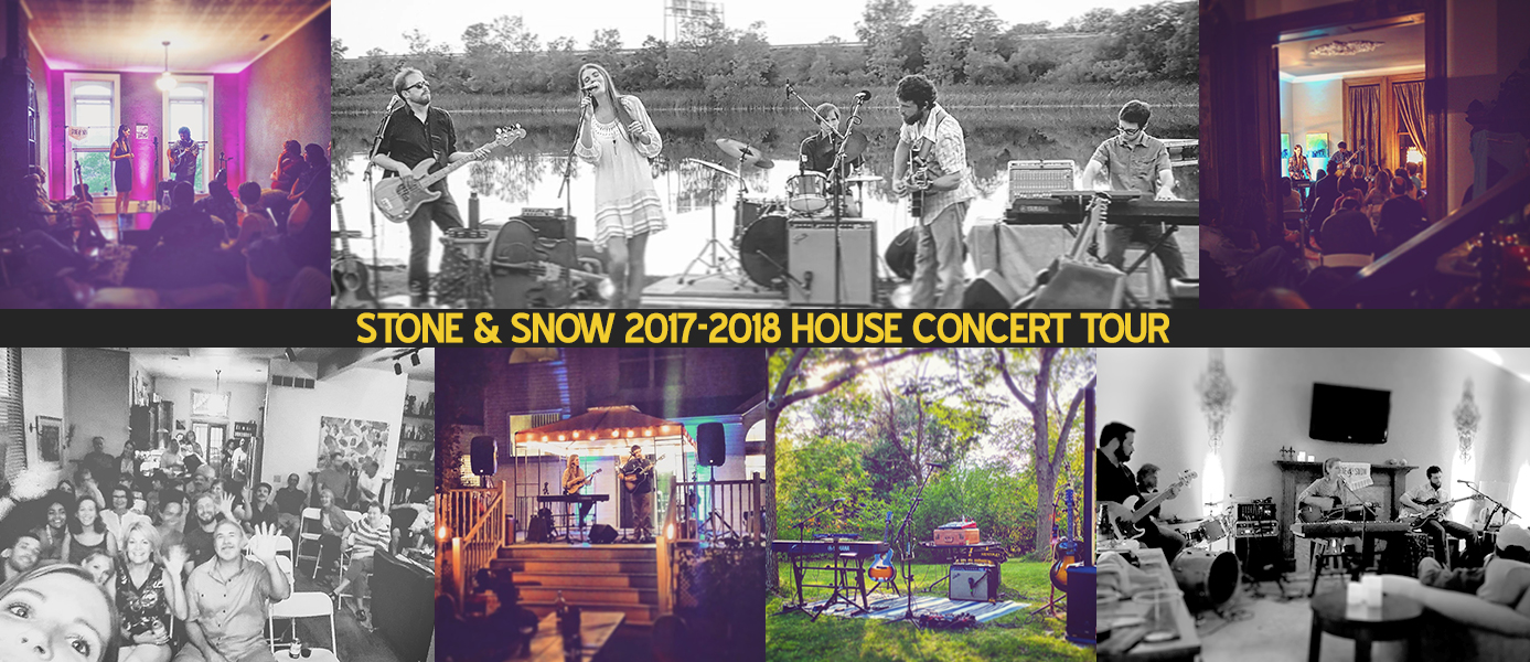 Stone & Snow House Concerts