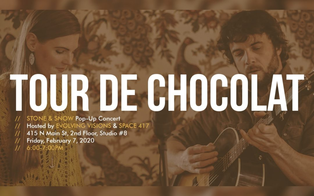 Tour de Chocolat Pop-Up