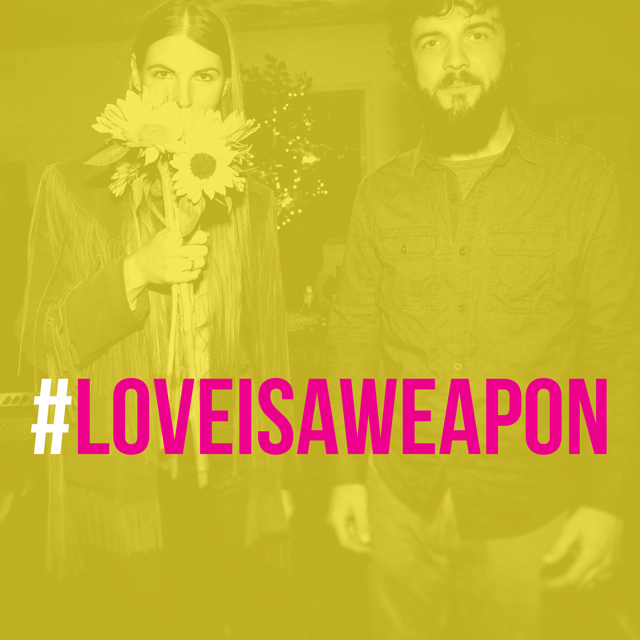 """Love is a Weapon"" single available NOW!"